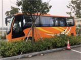 金龙 海格客车 金龙大型客车海格6796。30座 黄