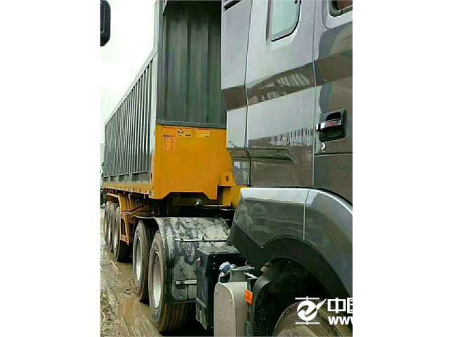 江淮 江淮格尔发K系列 牵引车 K5W重卡 轻量化版 420马力 6X2牵引车(HFC4251P1K