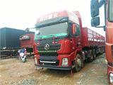 陜汽重卡 德龍X3000 牽引車 500馬力 6X4牽引車(SX4250XC4Q2)