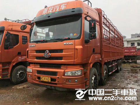 东风柳汽 乘龙M5 前四后八载货车