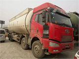一汽解放 专用车 出售二手前四后八散装水泥罐车解放天龙欧曼豪沃华凌德龙等罐车