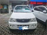 丰田 特锐 2004款 激情1.3L 手动两驱型