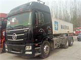 福田 歐曼 牽引車 GTL 6系重卡 430馬力 6X4 牽引車(BJ4259SNFKB-XC)