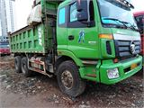 福田 欧曼 自卸车 ETX 9系重卡 336马力 6X4 自卸车(BJ3253DLPJB-S6)