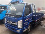 凯马 凯马 0.63T凯马4.2米平板车 蓝色
