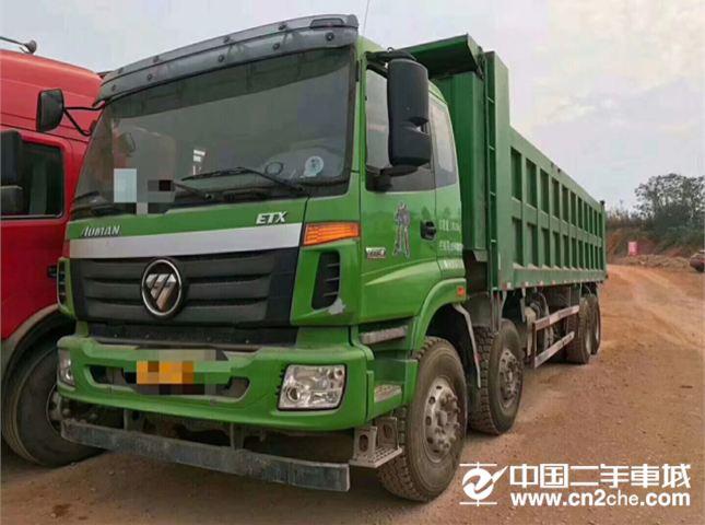 福田 欧曼 牵引车 GTL-9系  超重载 中短途 6×4  标准型 轴距3600 高压共轨