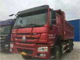 中国重汽 豪沃 380马力后八轮自卸