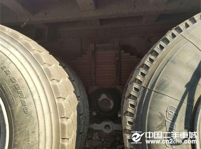 东风 大力神 自卸车 重卡 375马力 8X4 前四后八
