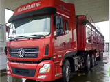 東風 天龍 牽引車 重卡 420馬力 6X4