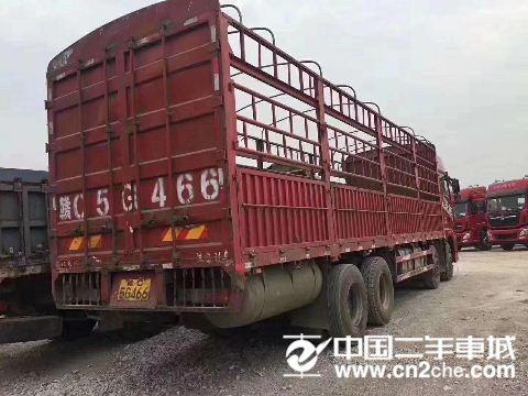 青岛解放 JH6 前四后八载货车