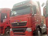 中国重汽 豪沃T7 牵引车 重卡 540马力 6X4牵引车(2.85速比)