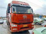 一汽解放 J6P 420马力前四后八载货车