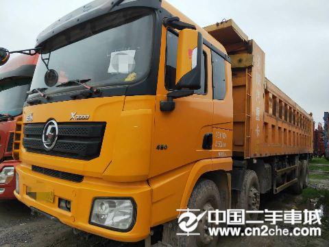 陕汽重卡 德龙X3000 430马力  自卸车