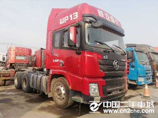 陕汽重卡 德龙X3000 超强版 550马力 6X4牵引车(SX42584Y324)