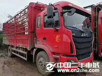 江淮 江淮格尔发H系列 江淮6米8单桥货车