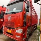 一汽解放 J6P 载货车 重卡 350马力 8×4 栏板式 排半 载货车(CA1310P66K2L7