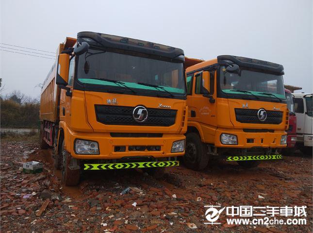 陕汽重卡 德龙X3000 430马力国5低价出售