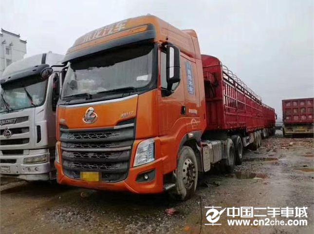 東風柳汽 乘龍 牽引車 H7重卡 480馬力 6X2R