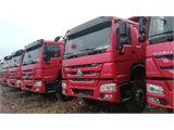中国重汽 豪沃 自卸车 HOWO重卡 375马力 6X4 自卸车(ZZ3257N4647C1)