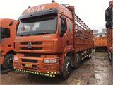 东风柳汽 乘龙 M5,350动力8X4载货车