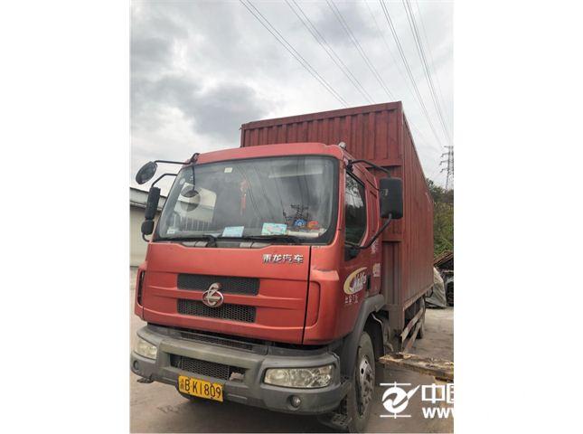 东风柳汽 乘龙 重卡220 4×2 7.65货箱
