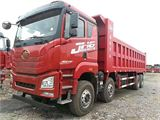 青岛解放 JH6 自卸车 重卡 430马力 8X4 8米自卸车(CA3310P27K15L5T4E5A80)
