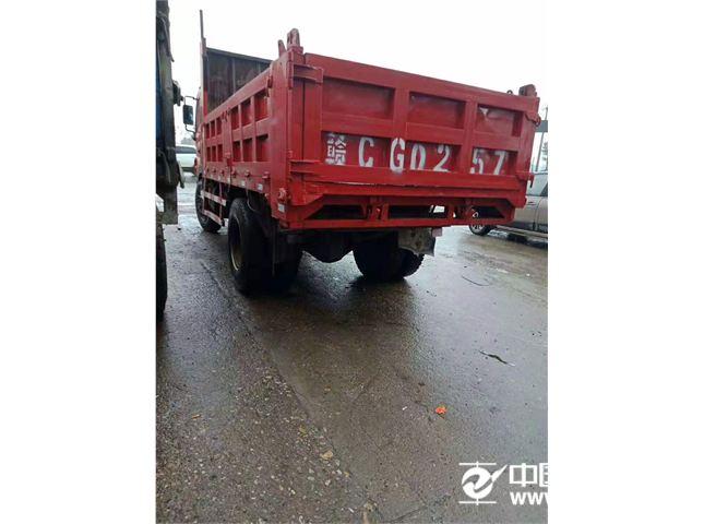 江淮 江淮格尔发l系列 单桥自卸车 160马力 4.5米