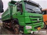 中国重汽 豪沃 自卸车 HOWO重卡 340马力 8×4 自卸车