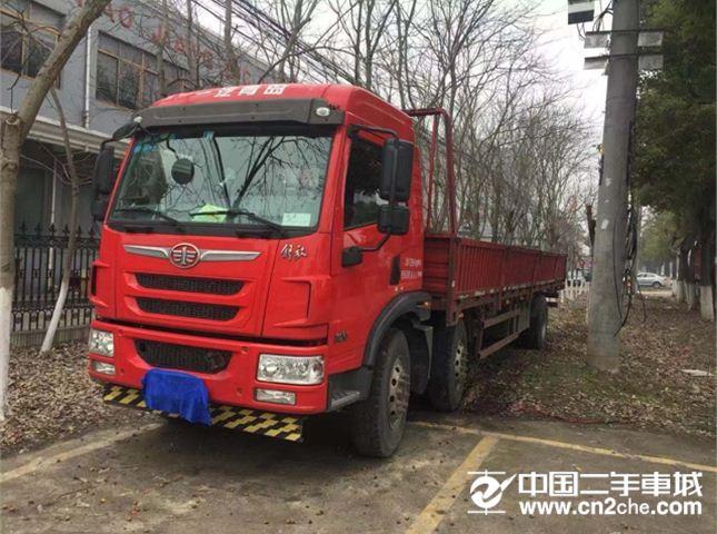 青岛解放 龙V 青岛解放 龙V中卡 220马力 6X2 载货车(底盘)(CA1250PK2L7T3E4A80)