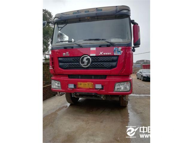 陕汽重卡德龙X3000国五自卸精品车价格35.00万