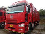 一汽解放 J6P 载货车 重卡 复合型 375马力 8X4 仓栅载货车(CA5310CLXYP66K24L7T4A1E)