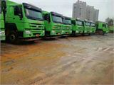 中国重汽 豪沃 380马力 6X4 5.8米自卸车