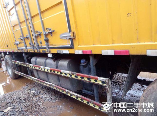 東風 天龍 載貨車 245馬力 4x4 前四后四  廂式