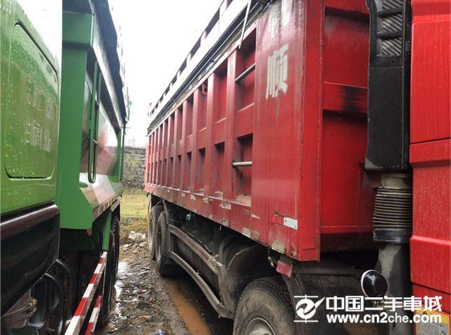 一汽解放 J6 420马力自卸车