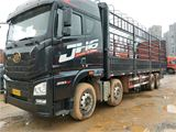 一汽解放 J6 载货车 350马力 8X4 前四后八  (底盘)