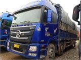 福田 欧曼 载货车 GTL 重卡 340马力 8X4 仓栅载货车