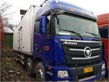福田 欧曼 载货车 GTL 重卡 375马力 8X4 仓栅载货车(BJ5319CCY-XE)