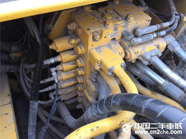 小松机械 小松挖掘机 360