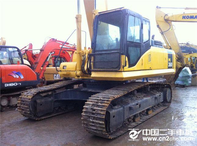 小松机械 小松挖掘机 挖掘机 PC360-7
