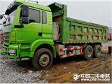 陕汽重卡 德龙新M3000 350马力  自卸车