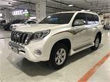 豐田 普拉多(進口) 2016款  2700 阿曼版