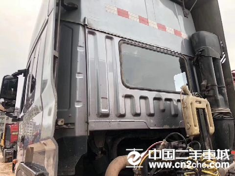 江淮 江淮格爾發A系列 A5W重卡 480馬力 6X4 牽引車(超高頂)(HFC4251P12K7E33S2V)