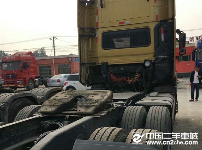 東風 天龍 牽引車 旗艦重卡 480馬力 6X4牽引車