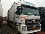 福田 欧曼 载货车 ETX 6系重卡 240马力 8X2 厢式载货车(BJ5313VPCJJ-6)