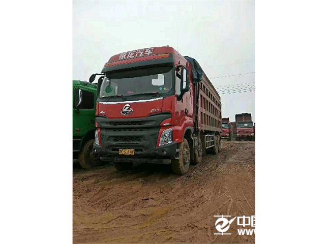 东风柳汽 乘龙 H7 重卡 400马力 8X4