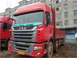 江淮 江淮格尔发K系列 载货车 K5W重卡 350马力 8X4 9.5米仓栅式载货车(HFC5311CCYP1K4H45S1V)