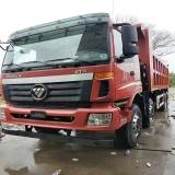 福田 欧曼 欧曼6.8米重载利器,国五潍柴375马力