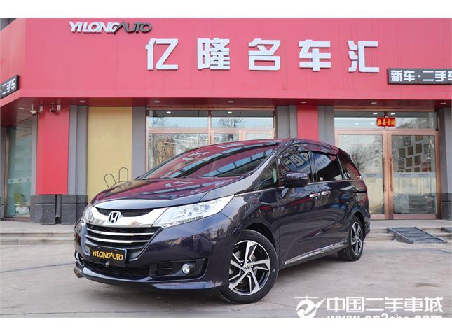 2015款二手广汽本田本田2.4L自动智享版价格18.57万