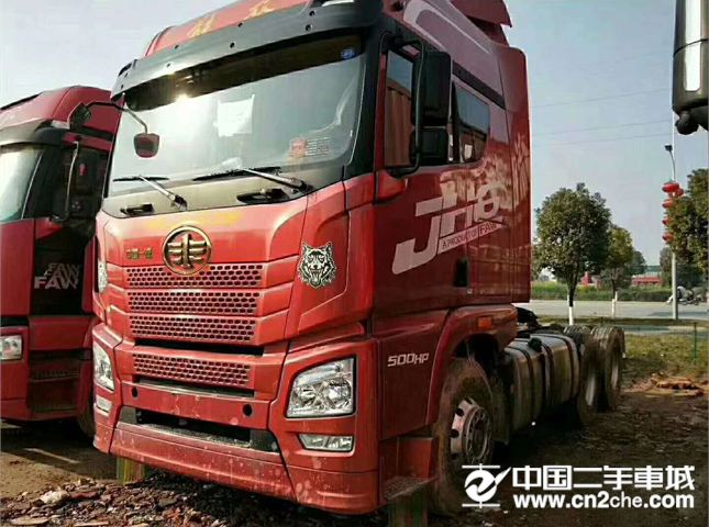 青岛解放 JH6 500马力