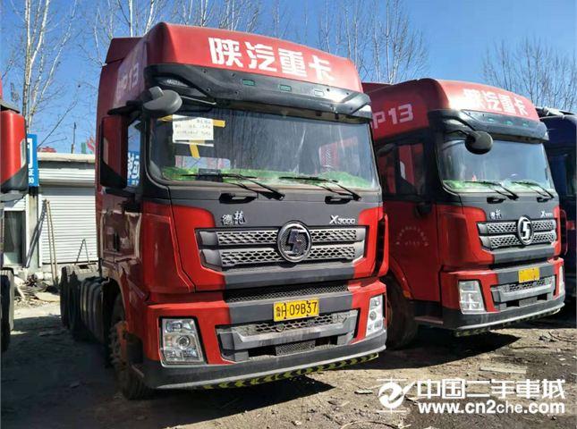 陕汽重卡德龙X3000550马力轻体带液缓国五排放价格28.80万